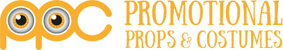 Promotional Props & Costumes Logo