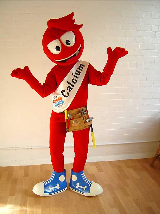 Bespoke Mascot Costumes