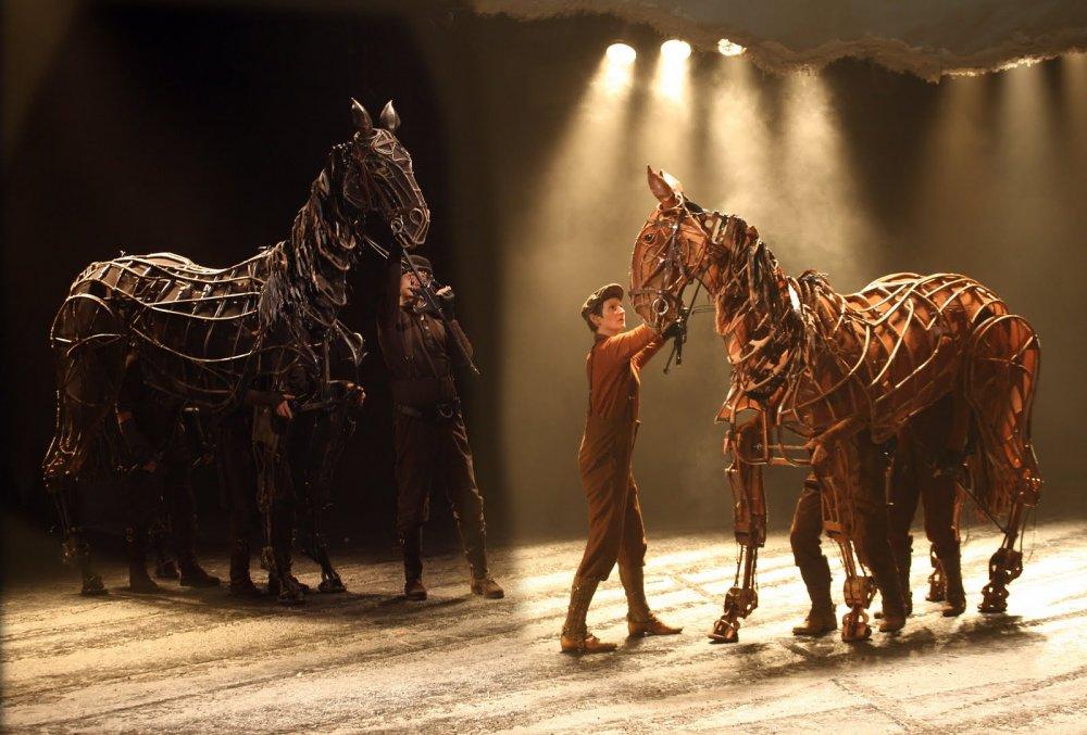 Walkabout Puppets - War Horse