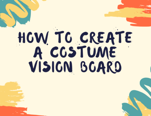 How to Create a Costume Vision Board