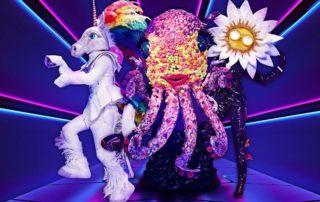 Masked Singer Costumes