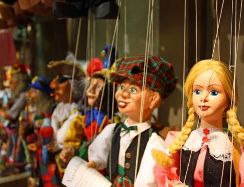 The History of Puppetry