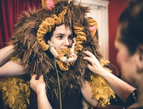 How to Create Theatrical Costumes