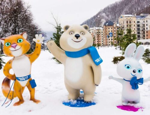 Our Favourite Olympic Mascots