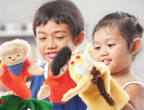 The Amazing Benefits of Puppet Play for Children