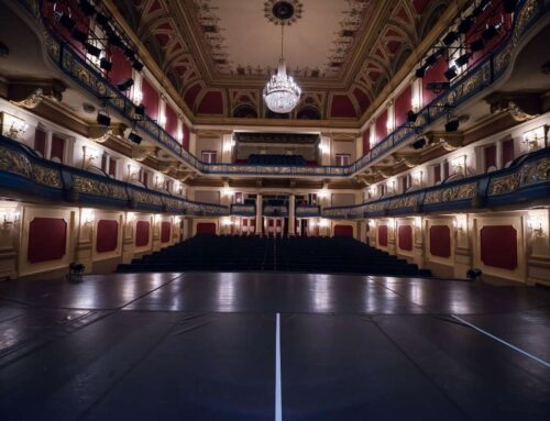 The Eight Steps to a Successful Theatre Production